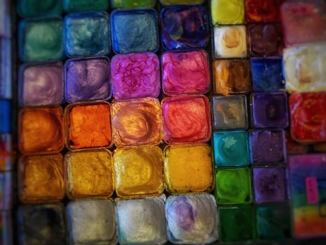 צבעי גוף