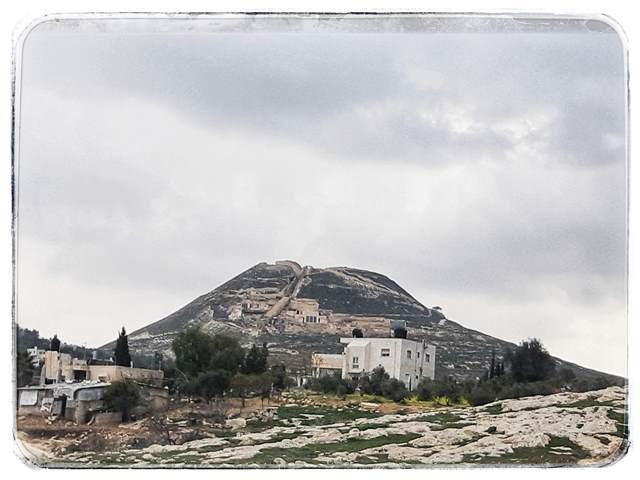 הר ההרודיון
