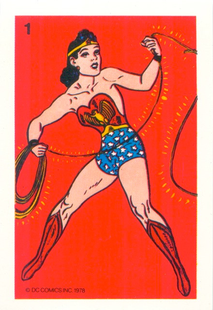 Mark AndersonFollow 1978 Wonder Woman Whitman Cards 1