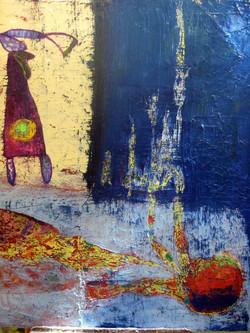 oil on canvas