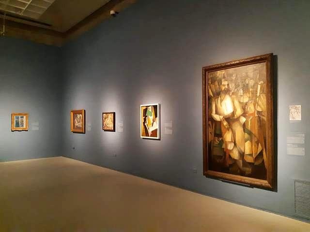 זמנים מודרנים מוזיאון תל אביב לאמנות