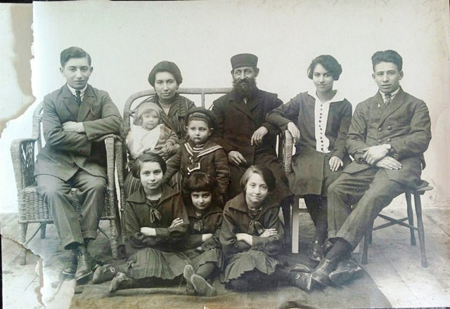 משפחת זייף - תמונה יחידה