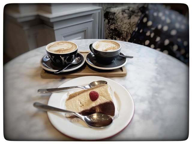 בית קפה צמחוני וטבעוני בברצלונה Teresa