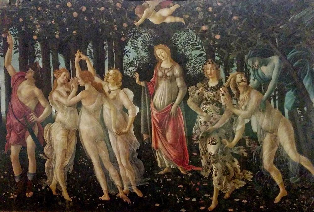 1482 ,פרימוורה, סנדרו בוטיצ'לי