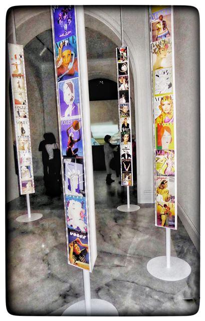 מאה שנים לווג תערוכה בגלריית הפרוטרטים