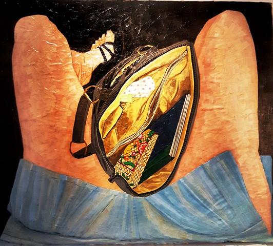 תיק בין רגליים, הילה קרבלניקוב - פז, 2009