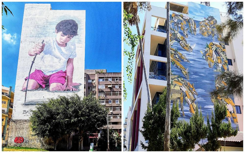 Artist4israel -  ציורי קיר בחדרה