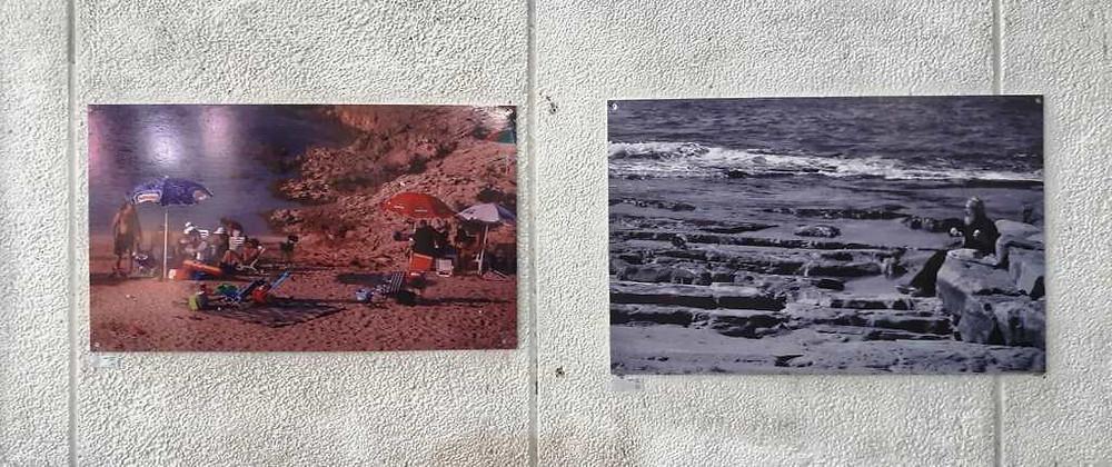 החוף, אמנית: סינדי רזניצקי