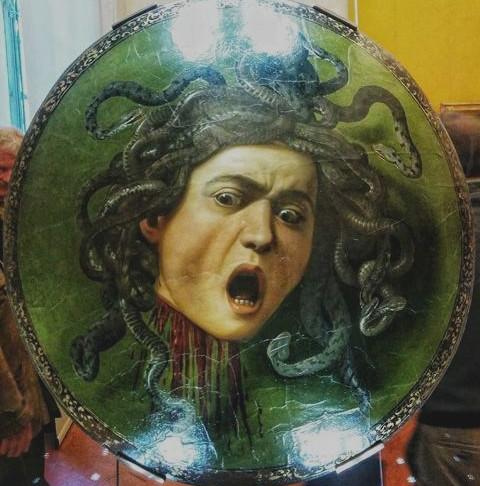 טיול אמנות לפירנצה ורומא בעקבות הצייר קראווג'יו