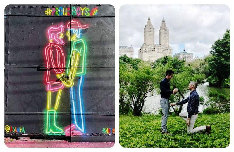 גאווה בניו יורק, צילום: זיו הלפמן