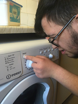 Learning Life Skills: Washing Machine