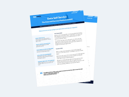 Data Self-Service for Analytics