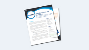 BDM Data Governance and Compliance Datasheet