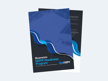Bluemetrix GDPR Readiness Program