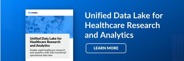 Unified Data Lake for Healthcare Research and Analytics