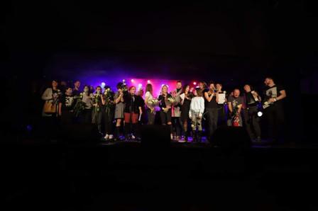 Charitativní sbírka potravin se streamovaným benefičním koncertem