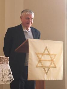 Ekumenismus, přednáška Václava Malého u Ambrože