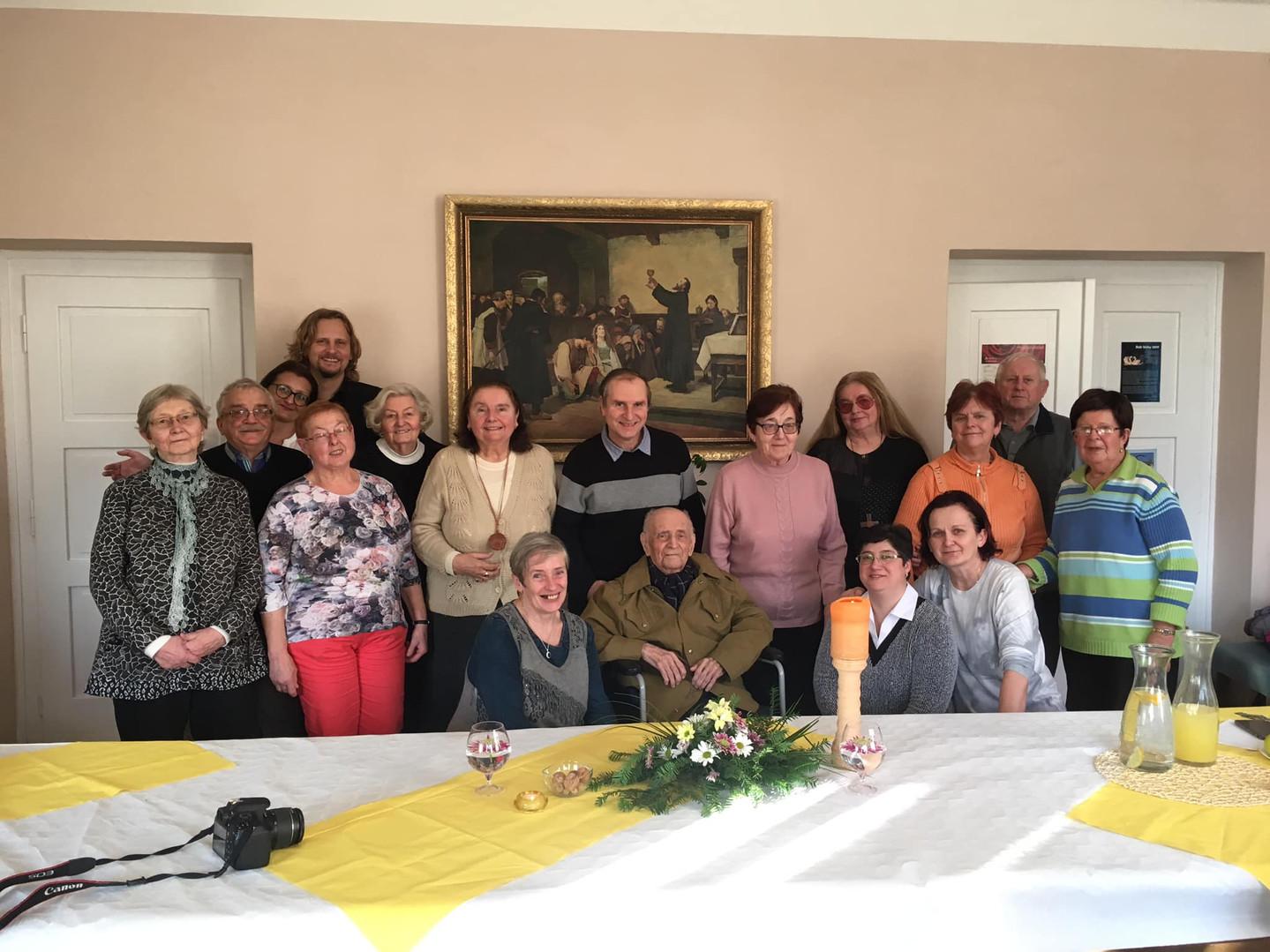 Setkání duchovních seniorů 2020