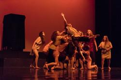 CIB Dracula ballet Sat 2016 photo by Frugoli