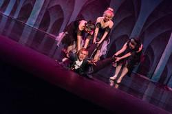 CIB Dracula ballet Friday 2016 photo by Frugoli