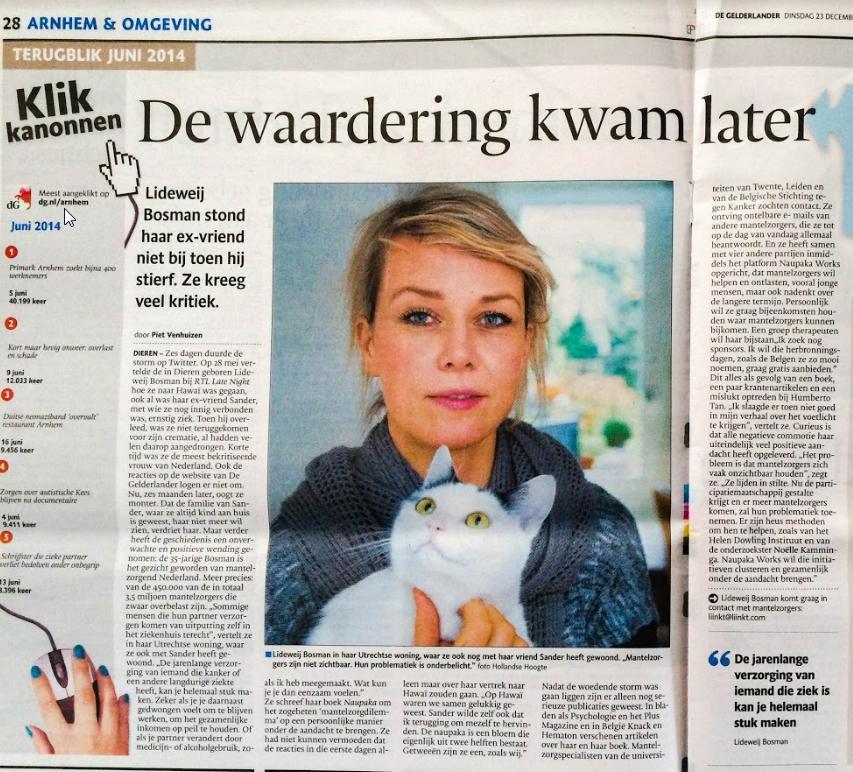 De Gelderlander juni 2014