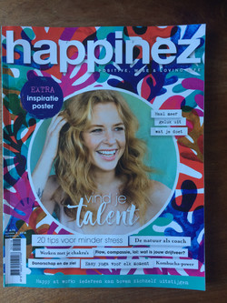 Happinez april 2018