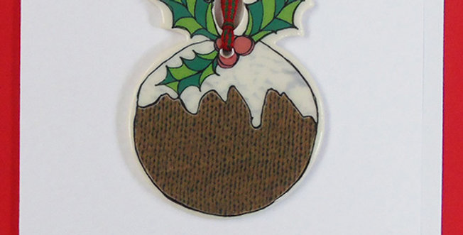 Ceramic Christmas Cards