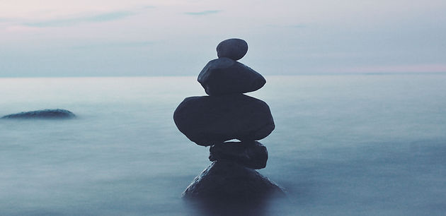 Life is a balancing act. Are you in alignment?