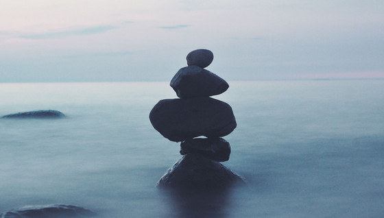 Life in balance - is it just about self care?