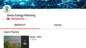 SEP Tutorials auf Youtube