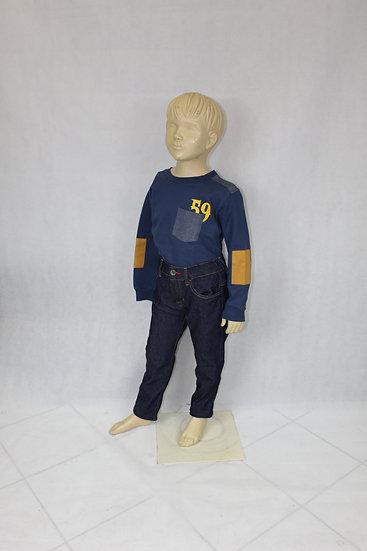 Jean's complice couleur Bleu