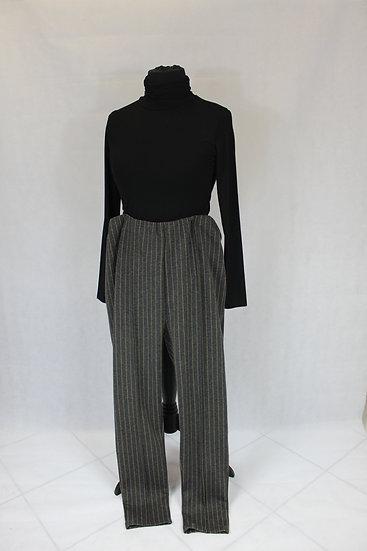 Pantalon tout elastiqué