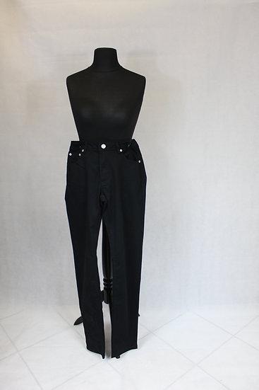 Pantalon Noir uni