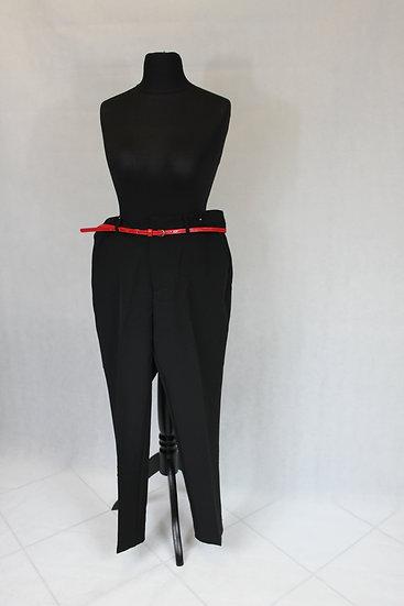 Pantalon Noir 3/4