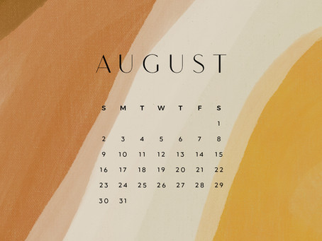 august wallpapers