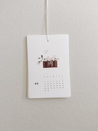 2021 Mini Wall Calendar