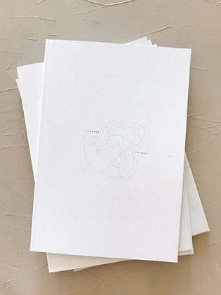Create Things Notebook