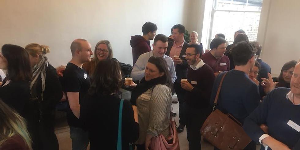 Irish Fundraisers' Network #02 - Dublin
