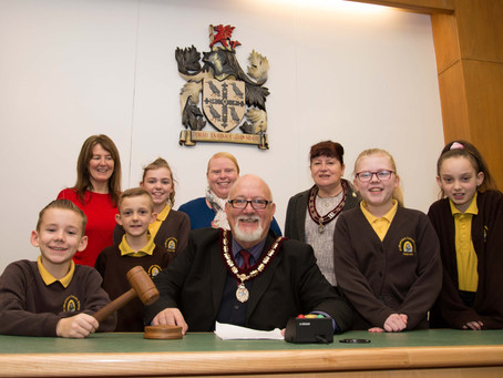 County Hall Visit