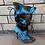 Thumbnail: Perixir  Boots  11cm Stilettos Camouflage  Lace Up  Shoes