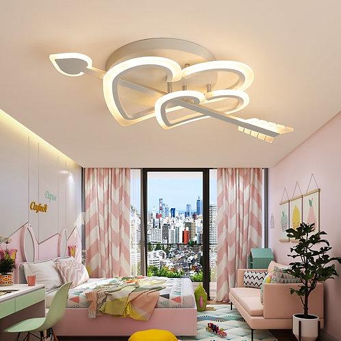 Creative Modern Led Ceiling Lights Color 110V 220V Ceiling Lamp Fixtures