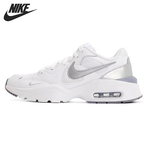 Original  NIKE WMNS NIKE AIR MAX FUSION Women's Running Shoes Sneakers