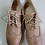 Thumbnail: Men Male Dress Flats Man Formal Vintage Lace up C012045