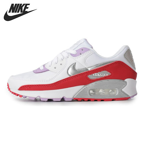 Original New Arrival NIKE W AIR MAX 90 GEL Women's  Running Shoes Sneakers