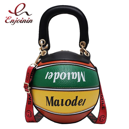 Basketball  Purses and Handbags Crossbody Shoulder Bag Daily Bag Female Bolsa