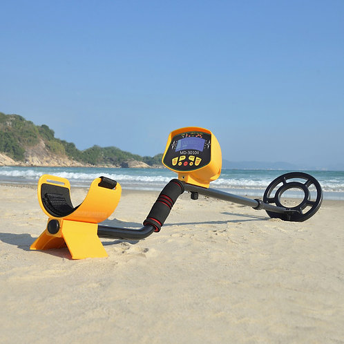 Free Shipping MD-3010II Underground Search Gold Treasure Metal Detector