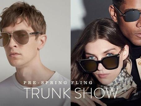 Oxford Eyes Pre-Spring Fling Trunk Show