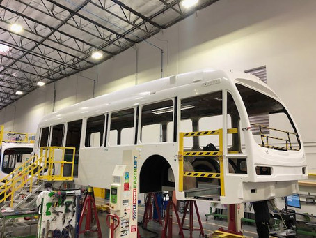 First of 7 Electric Busses Coming This Summer to Orlando