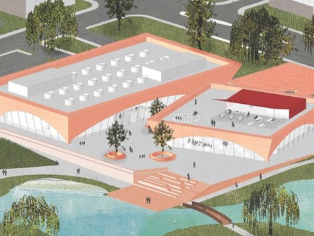 Infrastructure Approved for Rooftop Venue at Winter Park Library and Event Center