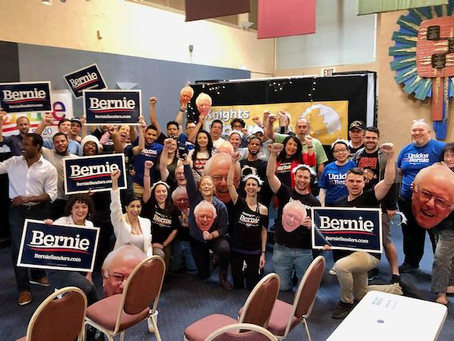 Bernie Sanders Campaign Field Office Opens in Winter Park